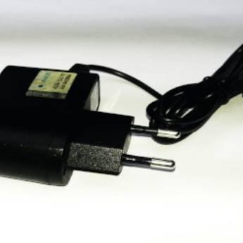 Comprar o produto de Carregador de celular de baixa amperagem tipo B (V8) em Carregadores em Botucatu, SP por Solutudo