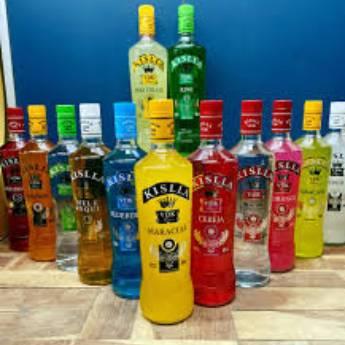 Comprar o produto de Vodka Kislla em Bebidas Alcoólicas  em Foz do Iguaçu, PR por Solutudo