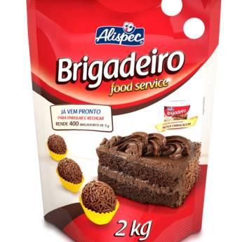 Comprar o produto de Brigadeiro Alispec em Alimentos e Bebidas pela empresa Eloy Festas em Jundiaí, SP por Solutudo