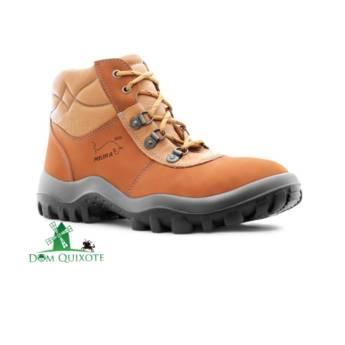 Comprar o produto de Botina Nobuck Miura  em Calçados de segurança pela empresa Dom Quixote Equipamentos de Proteção Individual em Jundiaí, SP por Solutudo