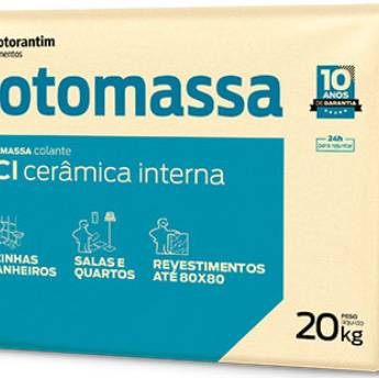 Comprar o produto de ARGAMASSA em Argamassa - Rejunte em Boituva, SP por Solutudo