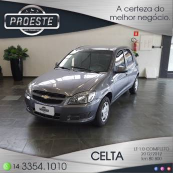 Comprar o produto de CELTA LT 1.0 COMPLETO em Concessionárias em Botucatu, SP por Solutudo
