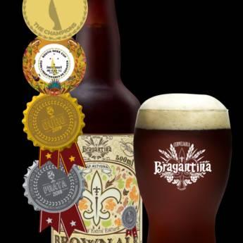 Comprar o produto de Cerveja • Bragantina Brown Ale em Cervejas em Atibaia, SP por Solutudo