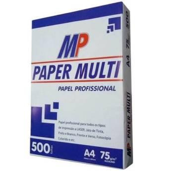 Comprar o produto de Sulfite Paper Multi A4  em Cadernos e Papéis pela empresa Eloy Festas em Jundiaí, SP por Solutudo