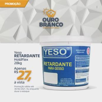 Comprar o produto de Retardante para Gesso em Gesso em Foz do Iguaçu, PR por Solutudo