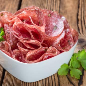 Comprar o produto de Porção de Salame  em Porções em Atibaia, SP por Solutudo