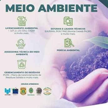 Comprar o produto de Gerenciamento de Resíduos em Serviços Ambientais em Americana, SP por Solutudo