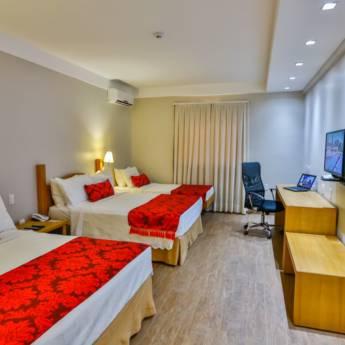 Comprar o produto de Apartamento Superior Triplo em Viagens e Turismo em Botucatu, SP por Solutudo
