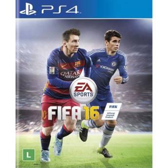 Comprar o produto de Fifa 16 - PS4 em Jogos Novos pela empresa IT Computadores, Games Celulares em Tietê, SP por Solutudo