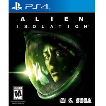 Comprar o produto de Alien Isolation: Nostromo Edition - PS4 em Jogos Novos pela empresa IT Computadores, Games Celulares em Tietê, SP por Solutudo