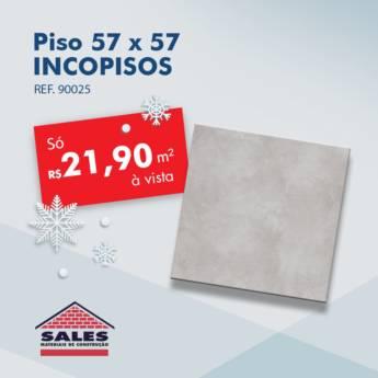 Comprar o produto de Piso 57 x 57 REF. 90025 - INCOPISOS em Construção em Botucatu, SP por Solutudo