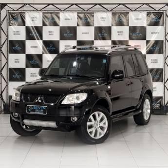 Comprar o produto de MITSUBISHI PAJERO TR4 – 2.0 4X2 16V 140CV FLEX 4P AUTOMÁTICO 2011/2012 em Pajero em Botucatu, SP por Solutudo