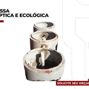 Comprar o produto de Fossa Séptica (Ecológica) em Construção pela empresa Rondon Cochos e Alambrados em Birigui, SP por Solutudo