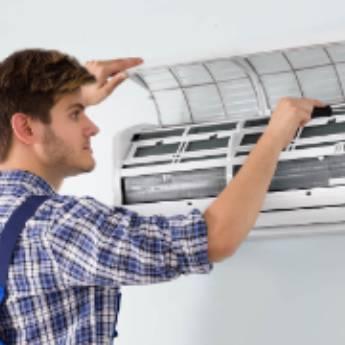 Comprar o produto de Venda de Condicionadores de Ar em Ar e Ventilação em Botucatu, SP por Solutudo