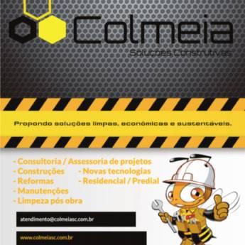 Comprar produto Solicite uma visita técnica sem custo em Outros pela empresa Colmeia Soluções Construtivas em Itatiba, SP