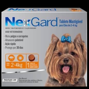 Comprar produto NexGard em Outros pela empresa Tô Limpinho em Botucatu, SP
