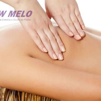 Comprar o produto de Massagem Modeladora em Cuidados com o Corpo em Botucatu, SP por Solutudo