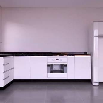 Comprar produto Cozinha Planejada em Bauru em Casa, Móveis e Decoração pela empresa Marcenaria Ferreira em Jaú, SP