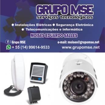 Comprar o produto de INTERFONE em Porteiros Eletrônicos em Botucatu, SP por Solutudo