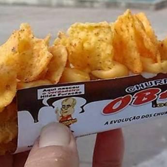 Comprar o produto de Nacho em Bolos e Doces em Bauru, SP por Solutudo