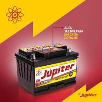 Comprar o produto de Bateria Júpiter 60AH Livre de Manutenção em Baterias em Botucatu, SP por Solutudo
