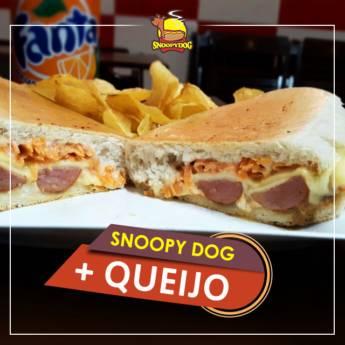 Comprar produto Snoopydog + Queijo em Marmitex pela empresa Snoopy Dog  em Birigui, SP