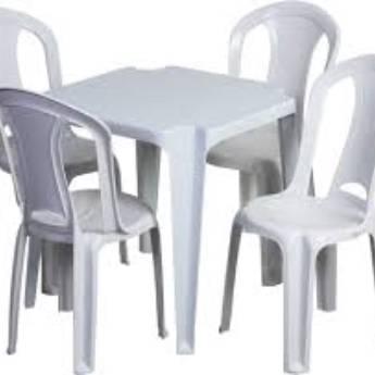 Comprar produto Aluguel de mesas e cadeiras  em Outros Serviços pela empresa Depósito de Bebidas Gomes em Botucatu, SP