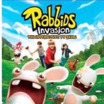 Comprar o produto de Rabbids Invasion: The Interactive TV Show - XBOX 360 em Jogos Novos pela empresa IT Computadores, Games Celulares em Tietê, SP por Solutudo