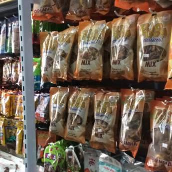 Comprar o produto de Petiscos, biscoitos  , cookie, ossinhos de couro e natural em A Classificar em Botucatu, SP por Solutudo