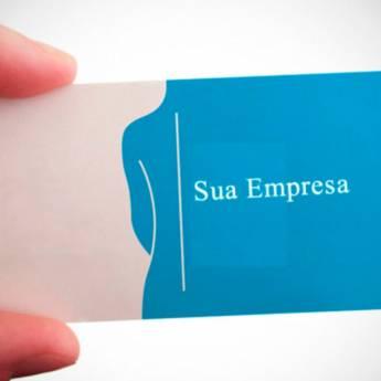 Comprar o produto de Cartão de Visita - Simples em Gráficas e Impressão pela empresa Plotprint Gráfica Express em Atibaia, SP por Solutudo