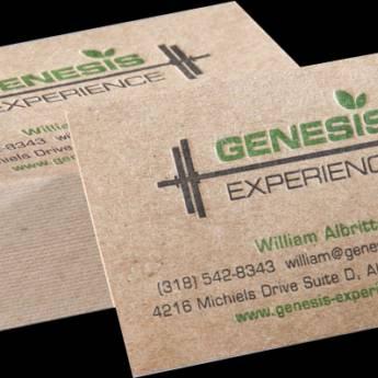 Comprar o produto de Cartão de Visita - Reciclado em Gráficas e Impressão pela empresa Plotprint Gráfica Express em Atibaia, SP por Solutudo