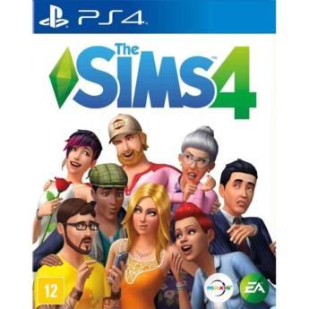Comprar o produto de The Sims 4 - PS4 em Jogos Novos pela empresa IT Computadores, Games Celulares em Tietê, SP por Solutudo
