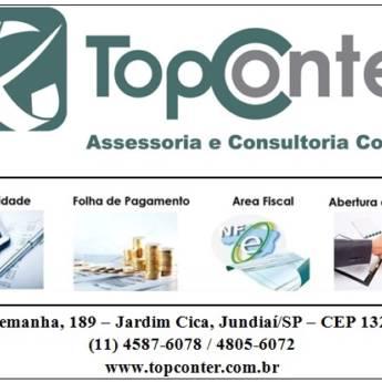 Comprar produto Abertura de Empresa em Outros Serviços pela empresa TopConter Assessoria e Consultoria Contábil em Jundiaí, SP