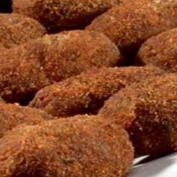 Comprar o produto de Croquete de Carne em Salgados Fritos em Atibaia, SP por Solutudo