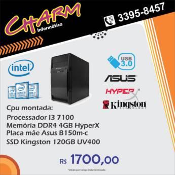 Comprar o produto de CPU Montada em Informática em Jundiaí, SP por Solutudo