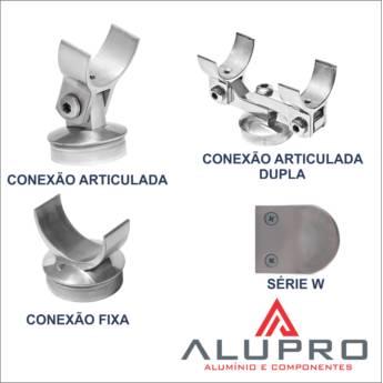 Comprar produto Conexão  em Material Básico pela empresa Alupro Alumínio e Componentes em Botucatu, SP