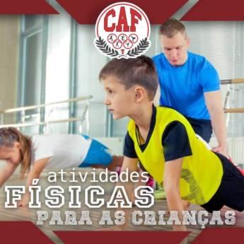 Comprar o produto de Caf - Atividades Físicas para as crianças. em A Classificar pela empresa CAF - Centro de Atividade Física em Boituva, SP por Solutudo