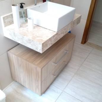 Comprar o produto de Armário para banheiro em Casa, Móveis e Decoração em Botucatu, SP por Solutudo