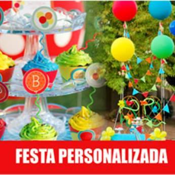 Comprar produto FESTA PERSONALIZADA em Outros Serviços pela empresa Gráfica Max - 9 de Julho em Jundiaí, SP