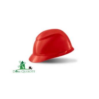 Comprar o produto de Capacete classe B Vermelho - completo em Capacetes pela empresa Dom Quixote Equipamentos de Proteção Individual em Jundiaí, SP por Solutudo