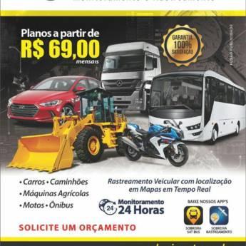 Comprar o produto de Rastreamento Veicular com localização em Mapas em Veículos e Transportes em Birigui, SP por Solutudo
