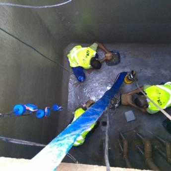 Comprar o produto de Limpezas de caixa d'água em Manutenção em Aracaju, SE por Solutudo
