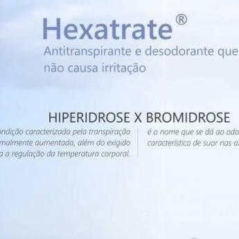Comprar o produto de Desodorante Anti Alérgico - Hexatrate em Outros Produtos em Atibaia, SP por Solutudo