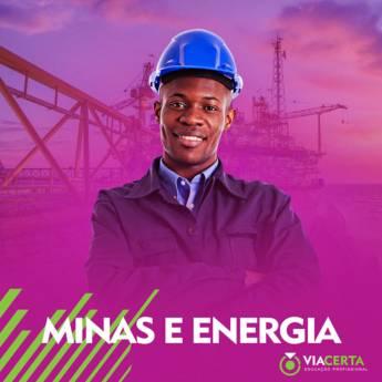 Curso Minas e Energia