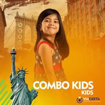 Inglês Combo Kids