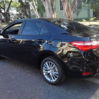 Comprar o produto de Corolla Preto em Corolla pela empresa TransFox - Transporte Executivo em Jundiaí, SP por Solutudo