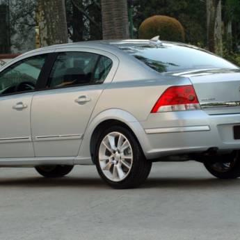Comprar o produto de Vectra Prata em Vectra pela empresa TransFox - Transporte Executivo em Jundiaí, SP por Solutudo