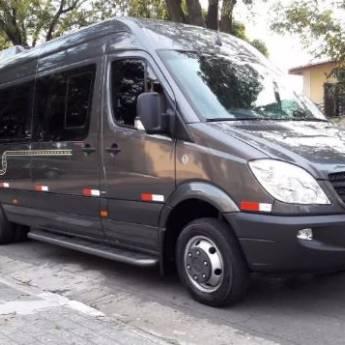 Comprar o produto de  Van Mercedes em Outros Veículos pela empresa TransFox - Transporte Executivo em Jundiaí, SP por Solutudo