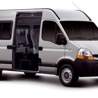 Comprar o produto de Van Renault Master em Outros Veículos pela empresa TransFox - Transporte Executivo em Jundiaí, SP por Solutudo