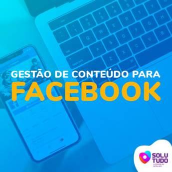 Comprar produto Solutudo – Geração de Conteúdo no Facebook em Outros pela empresa Solutudo Bauru em Bauru, SP